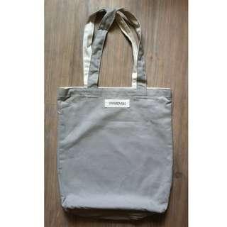 (半價) Swarovski Reversible Canvas Tote Yoga Gym Shopping Bag 雙面 實用袋 購物袋 帆布袋 (Half Price)