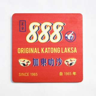 Vintage Artistic Coaster