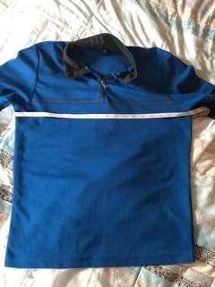 Bay Swiss dri fit mountain shirt