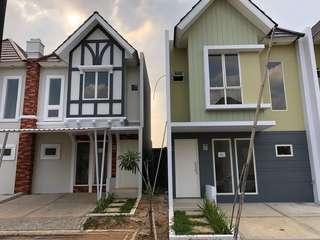 Over kredit rumah Banara Serpong