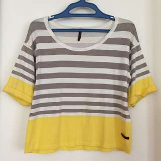 Love, Bayo Striped Tee