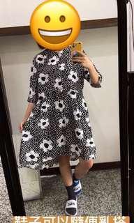 🚚 韓國洋裝 超涼 古著風格 連身裙
