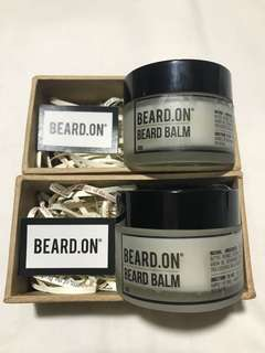 🚚 Bundle - All Natural Beard Balm