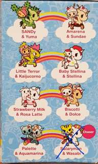 [Available for fobbing] Unicorno and Friends
