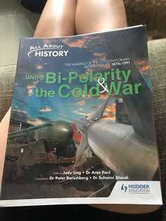 All About History Unit 3 Bi-Polarity and Cold War
