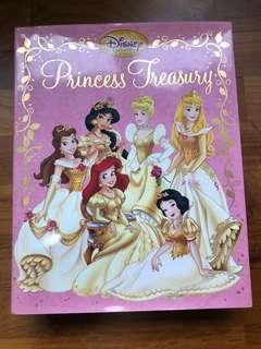6 Disney Princesses Story Book