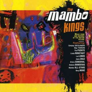 CD Various – The Mambo Kings - Music From And Inspired By The Motion Picture OST Soundtrack Album