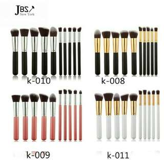 JBS New York Professional Brush Set isi 10pcs