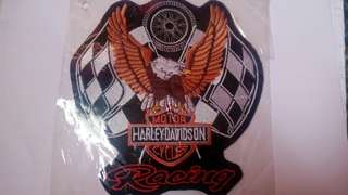 Iron On Patch Harley Davidson