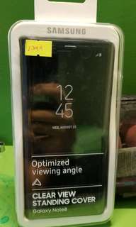 Original samsung clear view standing cover
