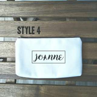 🚚 Personalised Pencil Pouch