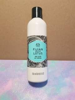 the body shop®  fijian water lotus body lotion-250ml
