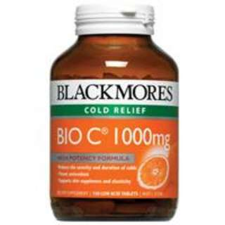 Blackmores 澳佳寶活性維生素C 150片