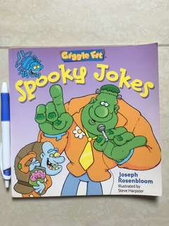 Giggle Fit Spooky Jokes