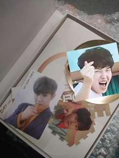 [WTS/WTT]Wanna one I PROMISE YOU (day ver.) Woojin photocard & jaehwan tazo