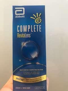 🚚 Abbott Complete Revitalens Multi-purpose Disinfecting solution