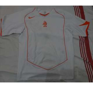 Netherlands World Cup Football Soccer Jersey