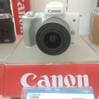 Kamera Mirroless M50 kredit tanpa kartu kredit Porses 3 menit