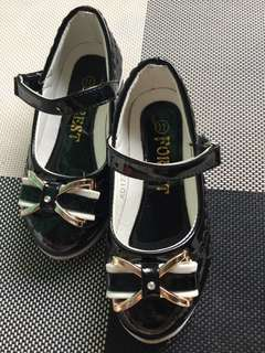 Black Shoes for Baby