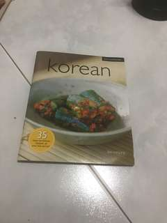 Korean Cuisine Cookbook