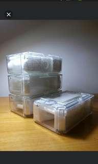 原裝 Rolex 勞力士 運輸用膠盒 買盒3個(送一個)