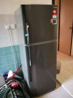 Fridge 290L 2doors with 11years warranty