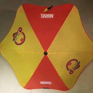 鋼鐵人雨傘