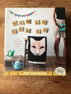 Sew La Tea Do craft sewing book