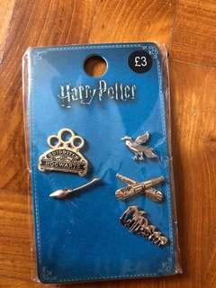 Harry Potter Primark Pins (Ravenclaw)