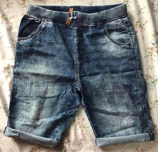 Zara denim shorts 13/14 yrs