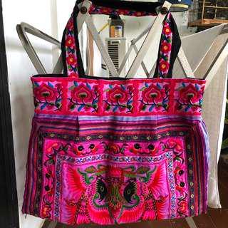 Etnik bag from bangkok