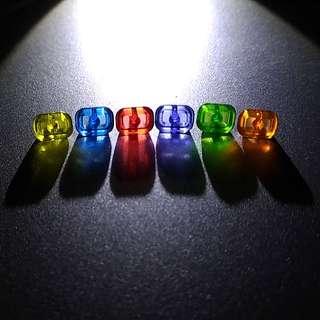Lego Compatible Infinity Stone x 6
