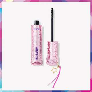 🚚 BINB AUTHENTIC TARTE LIMITED EDITION FAIRY LIGHTS, CAMERA, LASHES 4-IN-1 MASCARA