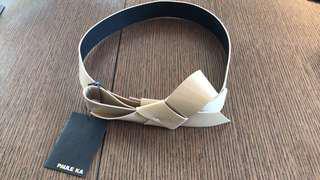 Paule Ka belt made in Spain (Size 2, 23-24腰)