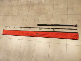 Smith Komodo Dragon Fishing Rod