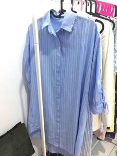 Nyla shirt dress