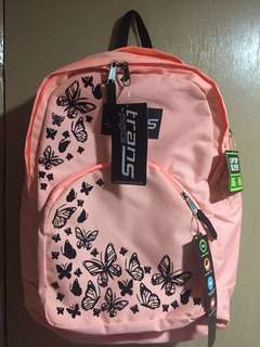 Peach Backpack