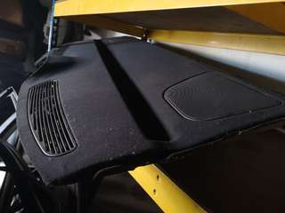 BMW E39 Rear Speaker Board