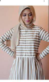 Shea Rasol Midi Dress