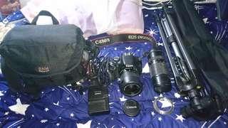 Canon 600d 18-55 mm lens