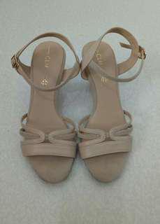 Celine nude sandals