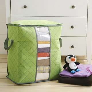 Green Clothing Finishing Bag - 48 (L) x 28 (W), 50(H)