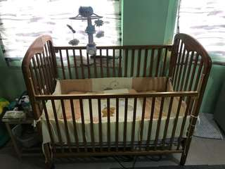 Baby Nursery Bundle (Crib, etc.)