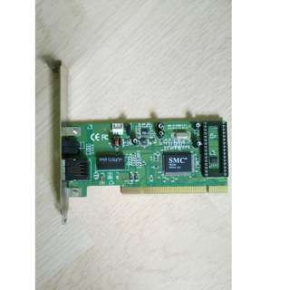 User PCI Network Card