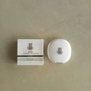 Bless Acne Face Compact Powder