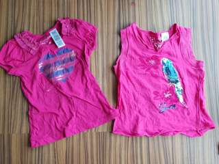Authentic GUESS girl's top (4-6 age)