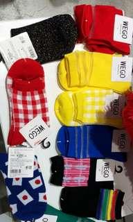 🔴私物🔴Wego的襪子