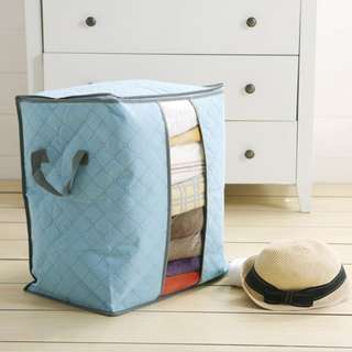 Blue Clothing Finishing Bag - 48 (L) x 28 (W) 50(H)