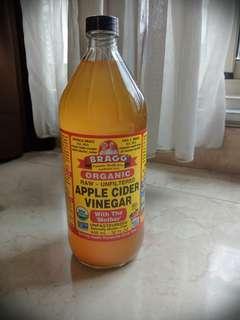 Apple Cider Vinegar (946ml)