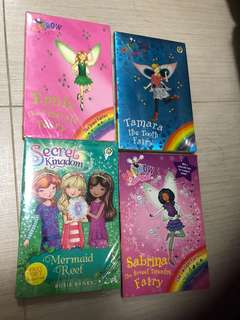 🚚 Rainbow Magic secret kingdom books